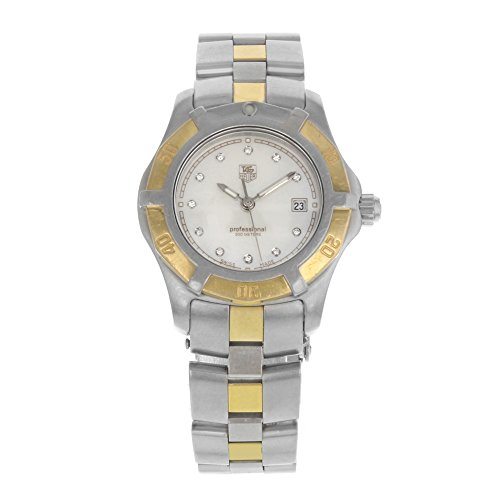 Tag Heuer 2000 Exclusive Quartz Female Watch wn1355.bd0342 (Certified Pre-Owned)