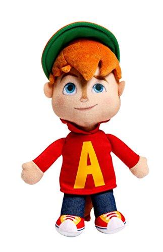 Fisher-Price Alvin & the Chipmunks Alvin Plush Doll (Chipettes Dolls)