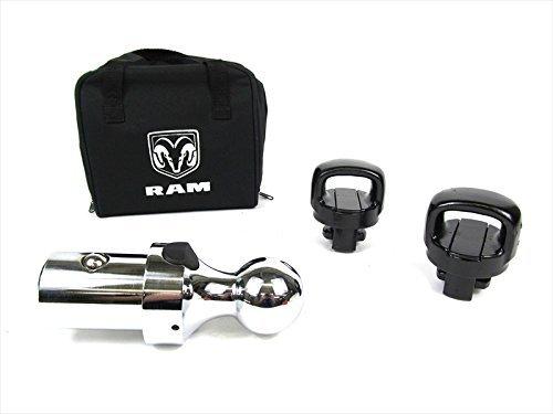 Dodge Ram Vin (2011-2014 Dodge Ram 2500 3500 2 5/16 TOWING HITCH GOOSENECK BALL KIT GENUINE OEM NEW MOPAR BRAND NEW FACTORY)