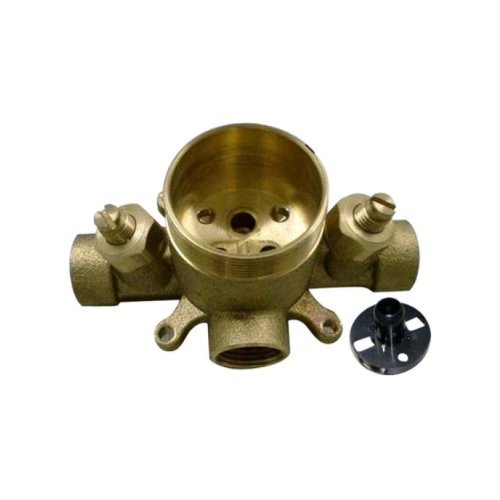Yosemite YP57TSV-ORB Pressure-Balancing Bathtub and Shower Valve, Oil Rubbed Bronze by YOSEMITE