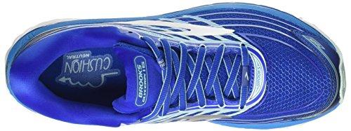 Femme de Glycerin Chaussures 15 Bluemintsilver Gymnastique 1b484 Bleu Brooks tXwpdy