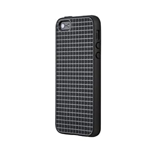 Speck Products PixelSkin HD Rubberized Case for iPhone 5 & 5S - Retail Packaging - Black (B0093IHY7M) | Amazon Products