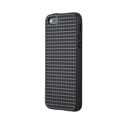 Speck Toughskin Iphone Case (Speck Products PixelSkin HD Rubberized Case for iPhone 5, 5S & SE - Black)