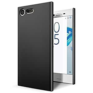 sleo sony xperia x compact case rubberized. Black Bedroom Furniture Sets. Home Design Ideas