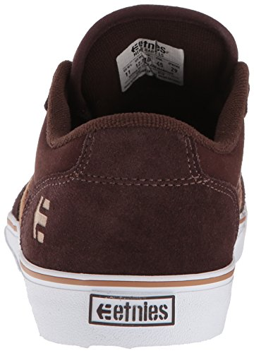 Uomo da brown 213 Etnies Marrone Skateboard Barge Scarpe Tan LS 213 nZZvX18qx