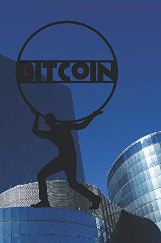 Bitcoin: Notebook, Journal, Diary (160 Pages, diary with lined paper, 6 x 9)