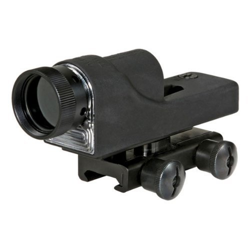 (Trijicon Reflex Sight 4.5 MOA Amber Dot with Flattop Mount RX01NSN)