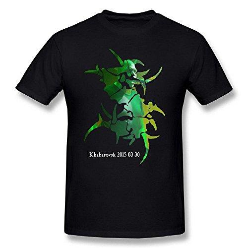 Men's Sepultura Ratamahatta 2015 03 30 Live Khabarovsk Black T shirt by Maven -