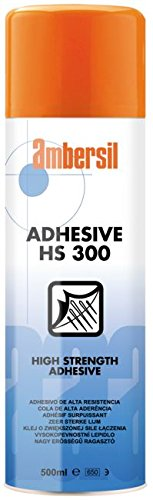 31625-AA AMBERSIL HS300 HIGH STRENGTH SPRAY ADHESIVE 500ML