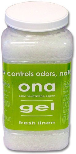 ONA Gel Gallon Jug - Polar Crystal - Odor Neutralizing Agent