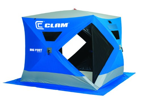 Clam Bigfoot XL2000 Pop-Up Ice Shelter