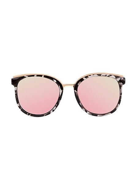 3b9e1d0394 KOALA BAY - Gafas de Sol Hermosa Gris Carey Brillo  Amazon.es  Ropa y  accesorios