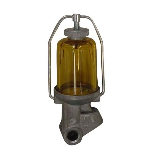 New Holland Glass - Complete Tractor Fuel Strainer For Ford Holland - C0Nn9155A
