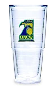 Tervis Tumbler University of North Carolina-Wilmington 24-Ounce Double Wall Insulated Tumbler, Set of 2