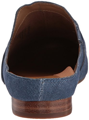 Mule Mid Blue of Sight Suede Out Aerosoles WoMen 6vwqzpxR8x