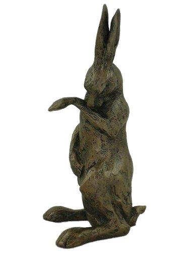 Frith Sculpture Paul Jenkins - Henrietta Hare - Bronze Resin Sculpture