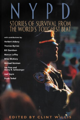NYPD: Stories of Survival from the World's Toughest Beat (Adrenaline)