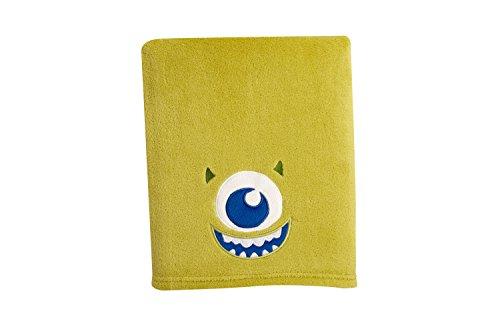 Disney Monsters at Play Coral Blanket, (Monsters Inc Baby Stuff)