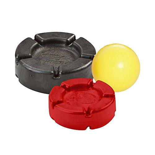 ckey Stickhandling Combo - Speed Ball, Skillz and Speed Pucks (Hockey Ccm Hockey Bag)