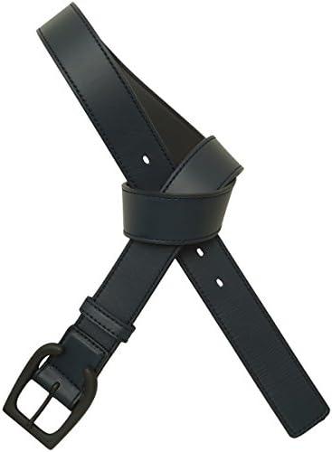 ブリーフィング ゴルフ BRIEFING メンズ ベルト レザーベルト 牛革使用 シンプルデザイン おしゃれバックル ゴルフ