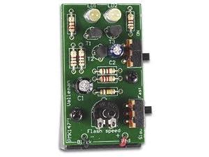 Velleman MK147 Dual White Led Stroboscope from Velleman