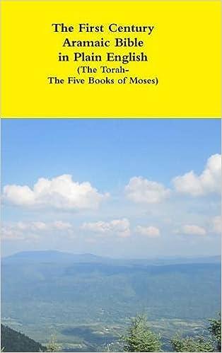 aramaic bible in plain english