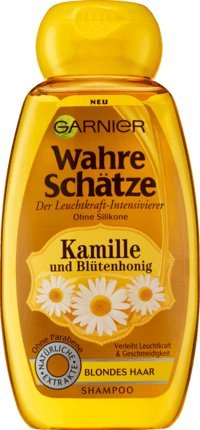 Garnier Ultra Doux Camomile and Blossom Honey Shampoo 250 ml / 8.3 fl oz