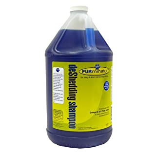 Furminator deShedding Ultra Premium Dog Shampoo, 1-Gallon