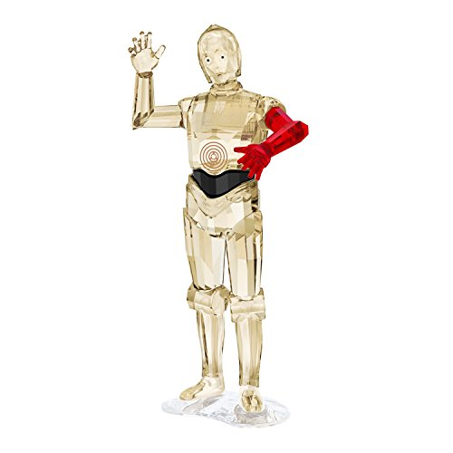 (Swarovski Crystal Star Wars C-3PO)