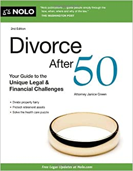 Divorce after 50 your guide to the unique legal financial turn on 1 click ordering for this browser solutioingenieria Image collections