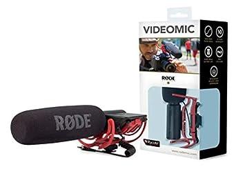 RØDE Camera and Audio VideoMic