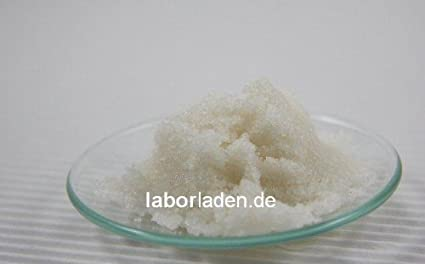 500 g Cloruro de Potasio (KCL, para laboratorio, Taller, alimentos)