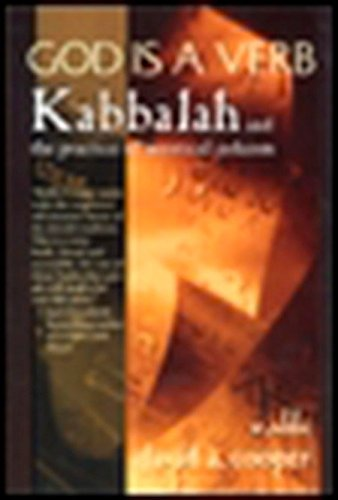 God Is a Verb: Kabbalah and the Practice of Mystical Judaism by Brand: Riverhead