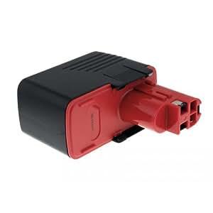 Batería para Bosch modelo 2607335252 NiCd, 14,4V, NiCd
