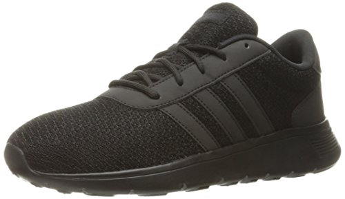 adidas Performance Men's Lite Racer Running Shoe, Black/Black/Black, 10 M US