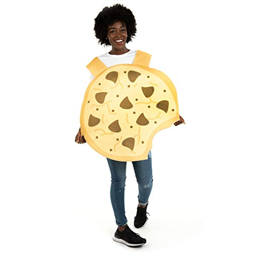 Good Halloween Costumes For Last Minute (Chocolate Chip Cookie Halloween Costume - Funny Food Outfit for Parties and)