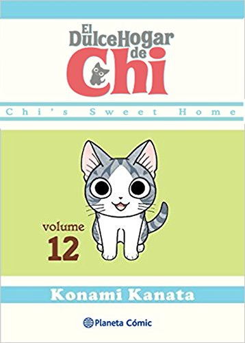 Descargar Libro El Dulce Hogar De Chi Nº 12 Konami Kanata