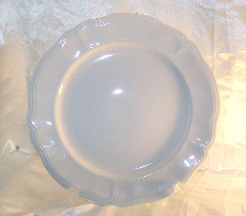 Harmony Round Serving Plate - Sears Federalist Ironstone 12