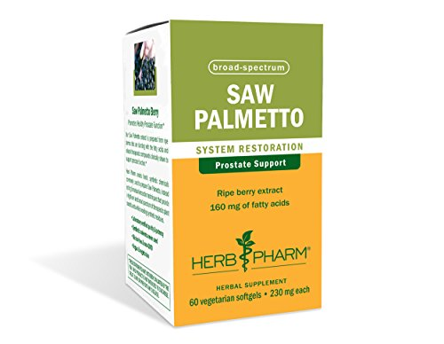 Herb Pharm Palmetto Extract Prostate