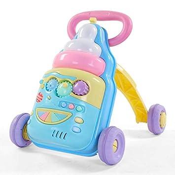 AIBAB - Andador Infantil de 7 a 18 Meses para niños y bebés ...