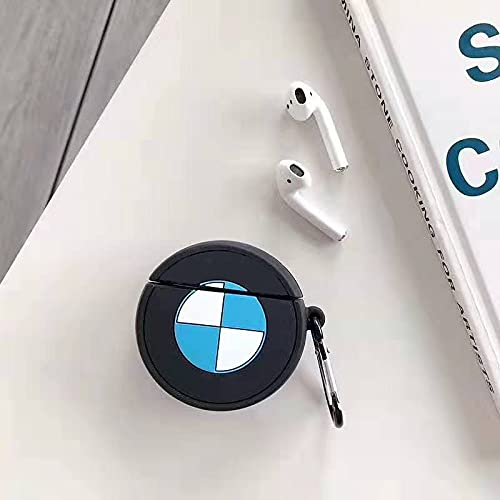 Kozmo CAR Edition Series Case Compatible with Airpods, 360° Protective Stylish AirPods Case Cover Compatiable with Apple AirPods 1st/2nd (BMedition)