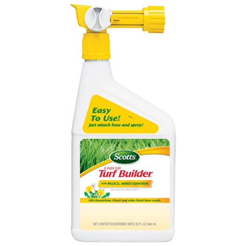 Scotts Builder Fertilizer Control Dandelion