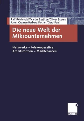Die Neue Welt Der Mikrounternehmen (German Edition)