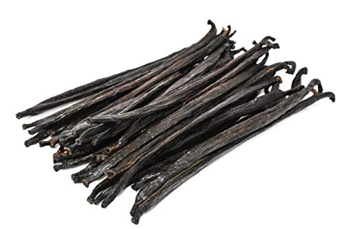 Extract Grade Vanilla Beans by Slofoodgroup 12-14 cm (various sizes available) Grade B Vanilla beans (35 extract vanilla beans)