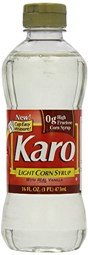 Karo Light Corn Syrup, 16 fl oz (Pack of 2)
