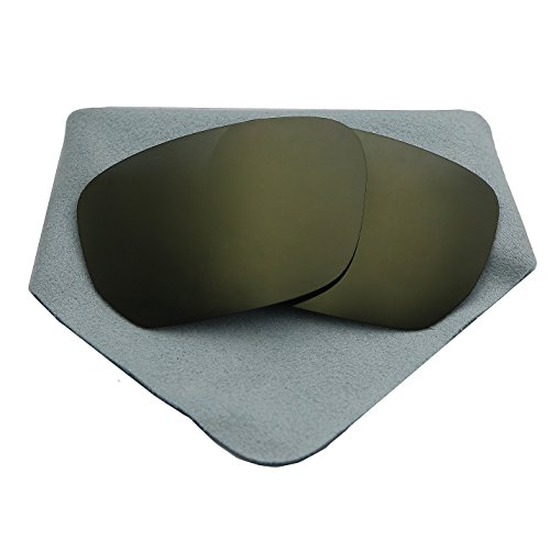 Polarized Lenses Replacement for Oakley Style Switch Bronze Golden - Lens Switch Replacement Sunglasses