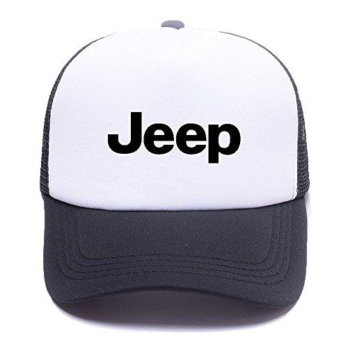Gorras Caps Jep Logo for Béisbol Trucker Girl Hat VGVHNO de Black Baseball Women Men Boy Car qpqn4Y0