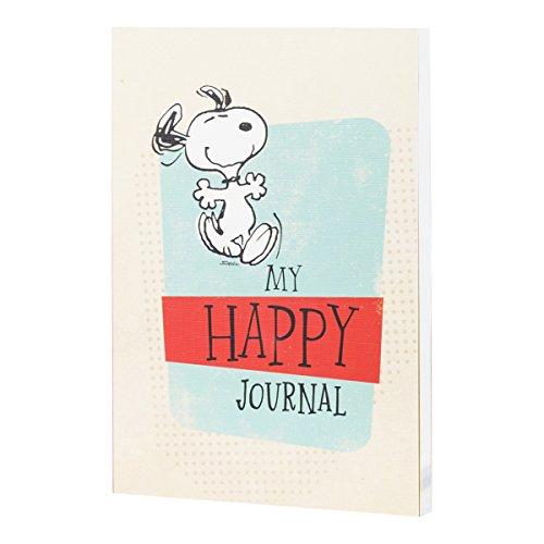 Peanuts - Inspirational Notebook Journal