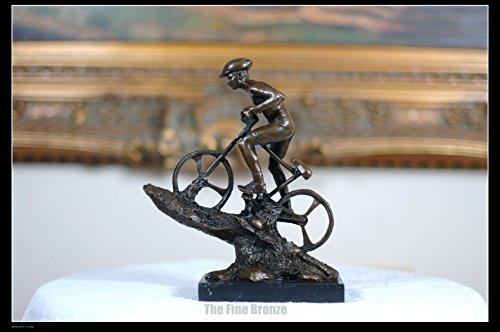 Man Bronze Statue - 2