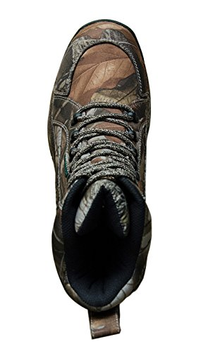 Image of RUNFUN Men's Lightweight Anti-Slip Waterproof Hunting Boots